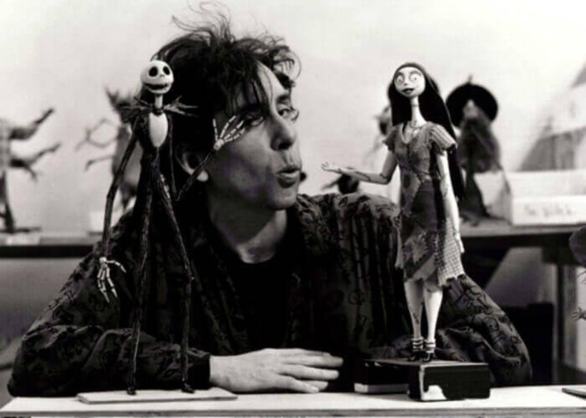 Tim Burton: excentricidad con nombre propio (I)